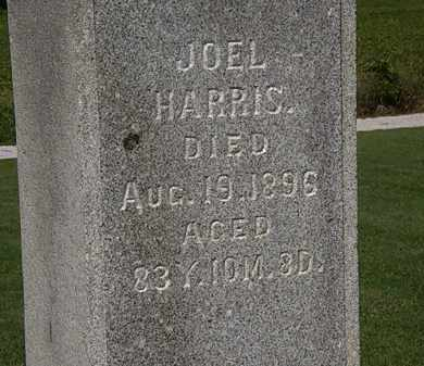 HARRIS, JOEL - Morrow County, Ohio | JOEL HARRIS - Ohio Gravestone Photos
