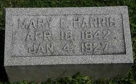 HARRIS, MARY L. - Morrow County, Ohio | MARY L. HARRIS - Ohio Gravestone Photos