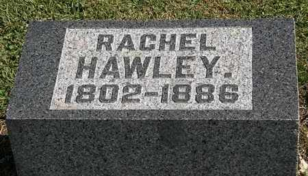HAWLEY, RACHEL - Morrow County, Ohio | RACHEL HAWLEY - Ohio Gravestone Photos