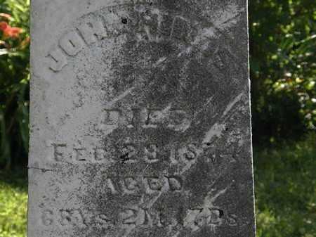 HINDS, JOHN - Morrow County, Ohio   JOHN HINDS - Ohio Gravestone Photos
