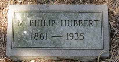 HUBBERT, M. PHILIP - Morrow County, Ohio | M. PHILIP HUBBERT - Ohio Gravestone Photos