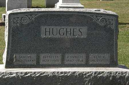 HUGHES, BRYNETTA - Morrow County, Ohio | BRYNETTA HUGHES - Ohio Gravestone Photos