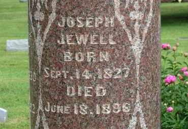 JEWELL, JOSEPH - Morrow County, Ohio | JOSEPH JEWELL - Ohio Gravestone Photos