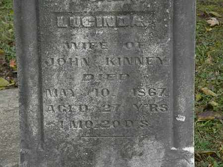 KINNEY, JOHN - Morrow County, Ohio | JOHN KINNEY - Ohio Gravestone Photos