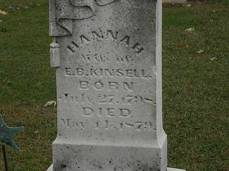 KINSELL, E.B. - Morrow County, Ohio | E.B. KINSELL - Ohio Gravestone Photos