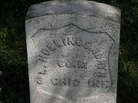 L., HOLLINGSWORTH - Morrow County, Ohio   HOLLINGSWORTH L. - Ohio Gravestone Photos
