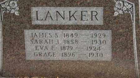 LANKER, JAMES S. - Morrow County, Ohio | JAMES S. LANKER - Ohio Gravestone Photos