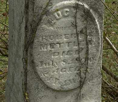 METTLER, LUCY - Morrow County, Ohio | LUCY METTLER - Ohio Gravestone Photos