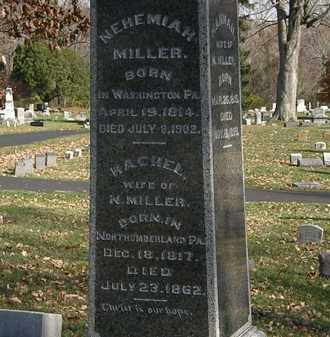 MILLER, NEHEMIAH - Morrow County, Ohio | NEHEMIAH MILLER - Ohio Gravestone Photos