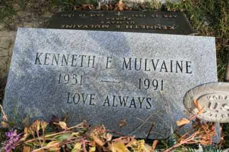 MULVAINE, KENNETH E - Morrow County, Ohio | KENNETH E MULVAINE - Ohio Gravestone Photos
