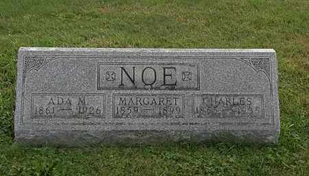 NOE, CHARLES - Morrow County, Ohio | CHARLES NOE - Ohio Gravestone Photos
