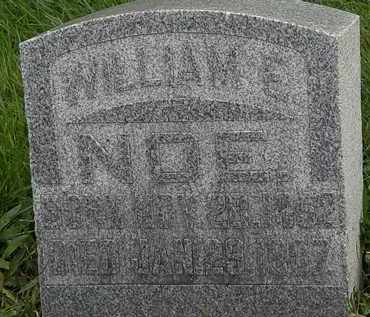 NOE, WILLIAM E. - Morrow County, Ohio | WILLIAM E. NOE - Ohio Gravestone Photos