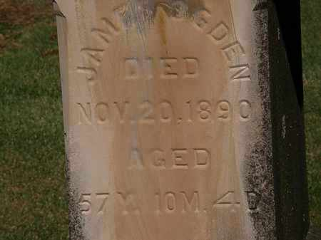 OGDEN, JAMES - Morrow County, Ohio | JAMES OGDEN - Ohio Gravestone Photos