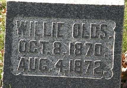 OLDS, WILLIE - Morrow County, Ohio | WILLIE OLDS - Ohio Gravestone Photos