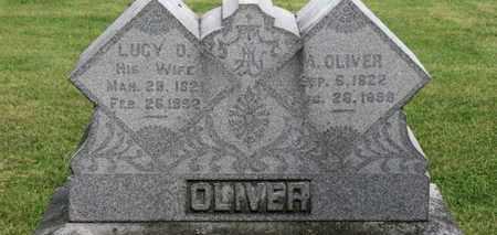 OLIVER, A. - Morrow County, Ohio | A. OLIVER - Ohio Gravestone Photos