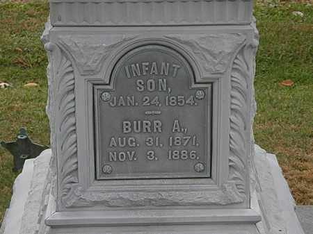 PIERCE, BURR A. - Morrow County, Ohio | BURR A. PIERCE - Ohio Gravestone Photos