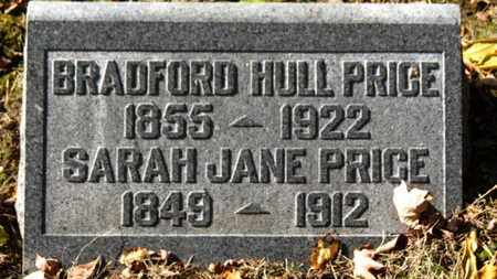 PRICE, BRADFORD HULL - Morrow County, Ohio | BRADFORD HULL PRICE - Ohio Gravestone Photos