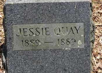 QUAY, JESSIE - Morrow County, Ohio | JESSIE QUAY - Ohio Gravestone Photos