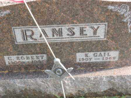 RAMSEY, K GAIL - Morrow County, Ohio | K GAIL RAMSEY - Ohio Gravestone Photos