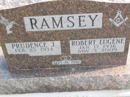 RAMSEY, PRUDENCE J - Morrow County, Ohio | PRUDENCE J RAMSEY - Ohio Gravestone Photos