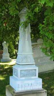 RANDOLPH, CLARK F. - Morrow County, Ohio | CLARK F. RANDOLPH - Ohio Gravestone Photos