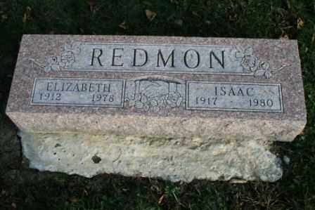 REDMON, ELIZABETH - Morrow County, Ohio | ELIZABETH REDMON - Ohio Gravestone Photos