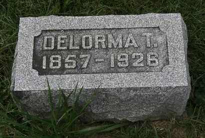 ROLOSON, DELORMA T. - Morrow County, Ohio | DELORMA T. ROLOSON - Ohio Gravestone Photos
