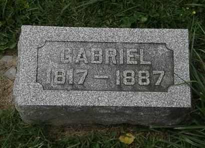 ROLOSON, GABRIEL - Morrow County, Ohio | GABRIEL ROLOSON - Ohio Gravestone Photos