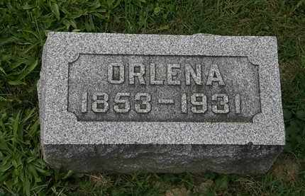 ROLOSON, ORLENA - Morrow County, Ohio | ORLENA ROLOSON - Ohio Gravestone Photos