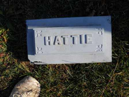 SAYERS, HATTIE - Morrow County, Ohio | HATTIE SAYERS - Ohio Gravestone Photos