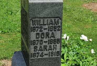 SHARROCK, WILLIAM - Morrow County, Ohio | WILLIAM SHARROCK - Ohio Gravestone Photos