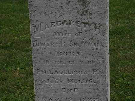 SHOTWELL, EDWARD R. - Morrow County, Ohio | EDWARD R. SHOTWELL - Ohio Gravestone Photos