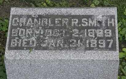 SMITH, CHANDLER R. - Morrow County, Ohio | CHANDLER R. SMITH - Ohio Gravestone Photos