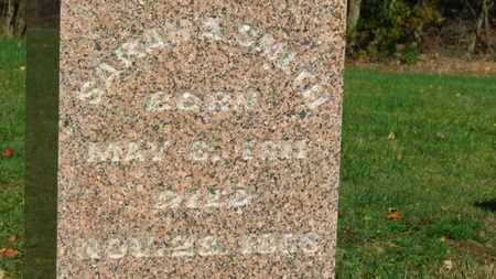 SMITH, SARAH A. - Morrow County, Ohio | SARAH A. SMITH - Ohio Gravestone Photos