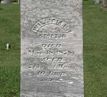 SMITH, WILLIAM P. - Morrow County, Ohio | WILLIAM P. SMITH - Ohio Gravestone Photos