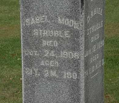 STRUBLE, ISABEL - Morrow County, Ohio | ISABEL STRUBLE - Ohio Gravestone Photos