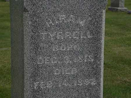 TYRELL, HIRAM - Morrow County, Ohio | HIRAM TYRELL - Ohio Gravestone Photos