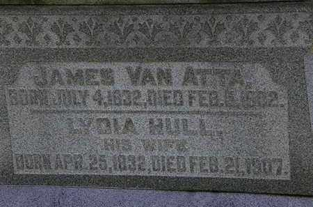 VANATTA, JAMES - Morrow County, Ohio | JAMES VANATTA - Ohio Gravestone Photos