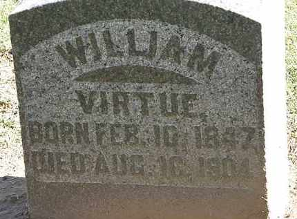 VIRTUE, WILLIAM - Morrow County, Ohio | WILLIAM VIRTUE - Ohio Gravestone Photos