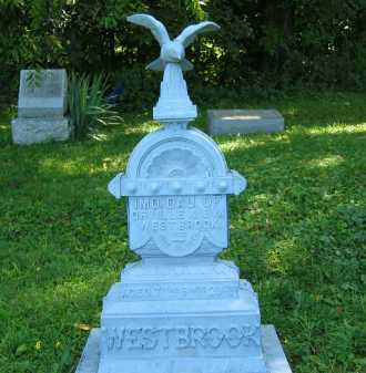 WESTBROOK, EVA - Morrow County, Ohio | EVA WESTBROOK - Ohio Gravestone Photos