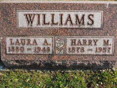 WILLIAMS, HARRY M - Morrow County, Ohio | HARRY M WILLIAMS - Ohio Gravestone Photos