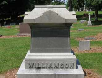 WILLIAMSON, FAMILY MARKER - Morrow County, Ohio | FAMILY MARKER WILLIAMSON - Ohio Gravestone Photos