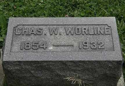 WORLINE, CHAS. W. - Morrow County, Ohio | CHAS. W. WORLINE - Ohio Gravestone Photos