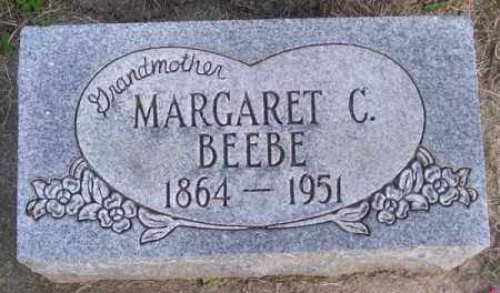 BEEBE, MARGARET C. - Muskingum County, Ohio | MARGARET C. BEEBE - Ohio Gravestone Photos
