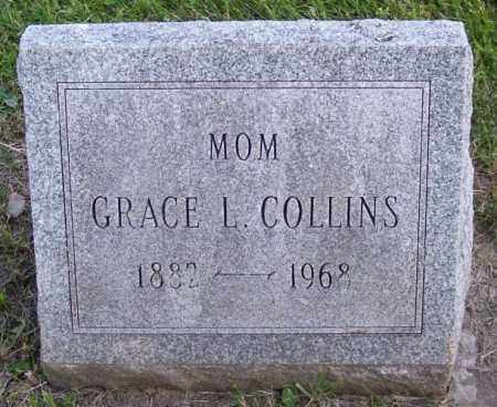 COLLINS, GRACE L. - Muskingum County, Ohio | GRACE L. COLLINS - Ohio Gravestone Photos