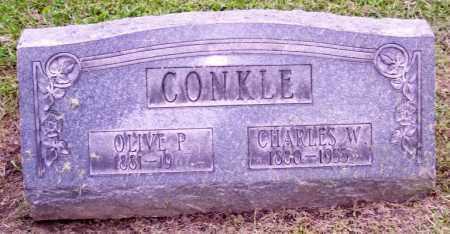 CONKLE, CHARLES W. - Muskingum County, Ohio | CHARLES W. CONKLE - Ohio Gravestone Photos