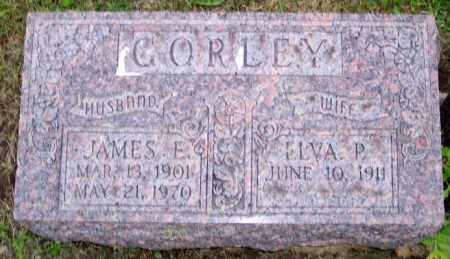 CORLEY, JAMES E. - Muskingum County, Ohio | JAMES E. CORLEY - Ohio Gravestone Photos