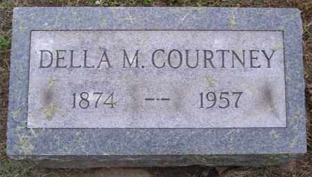 COURTNEY, DELLA M. - Muskingum County, Ohio | DELLA M. COURTNEY - Ohio Gravestone Photos