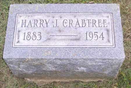 CRABTREE, HARRY J. - Muskingum County, Ohio | HARRY J. CRABTREE - Ohio Gravestone Photos