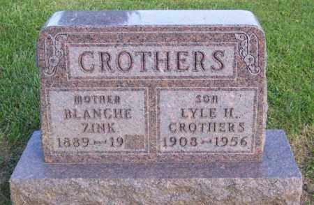 CROTHERS, LYLE H. - Muskingum County, Ohio | LYLE H. CROTHERS - Ohio Gravestone Photos